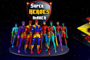 Super Hero Maker (Android & iOS)