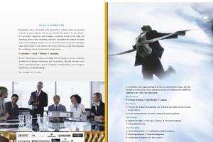 Portfolio for Corporate Brochure Design