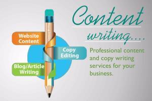 Portfolio for Content Writing Services