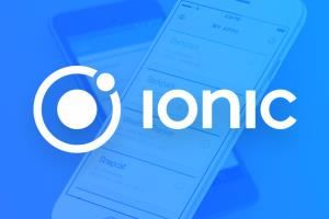 Portfolio for IONIC Framework  - Native Apps