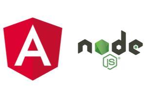 Portfolio for Angular.js/ Nodejs