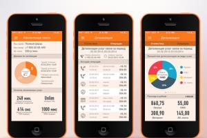 Portfolio for Smart Phone Applications