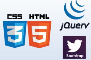 Portfolio for CSS, HTML & Bootstrap