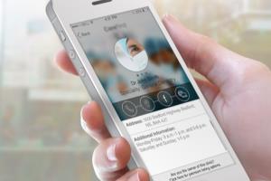 Portfolio for iOS development, User Interface Design