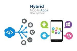 Portfolio for Hybrid Mobile App Development