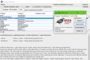 Portfolio for Natural language processing (NLP)