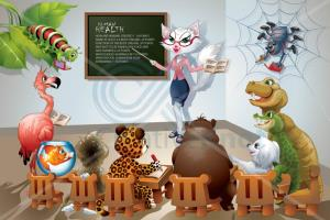 Portfolio for Animal Illustration