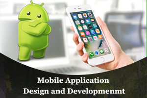 Portfolio for IOS and Android Mobile Application