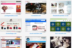 Portfolio for Ecommerce Website Package