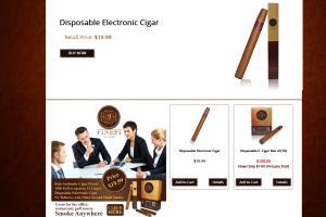 Portfolio for E-Commerce Shopping Cart Website