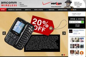 Portfolio for eCommerce Website Design