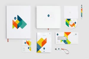 Portfolio for Corporate ID Kits