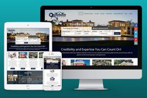 Portfolio for Real Estate Websites with IDX