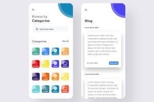 Portfolio for User Interface Design (UI)