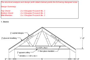 Portfolio for Structural Engineering