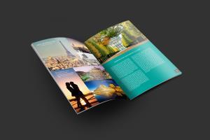 Portfolio for Create Corporate Brochure