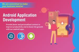 Portfolio for Mobile app development - Android IOS