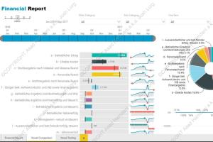 Portfolio for Power BI Reports, Dashboards, Data Model
