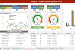 Portfolio for Google Sheets Data Management & Reports