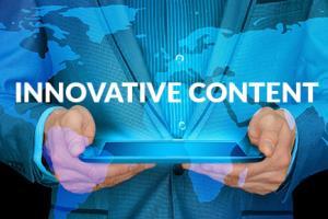 Portfolio for Content Marketing Creator - Communicator