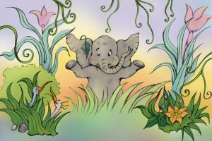 Portfolio for Book / Children Book Illustration