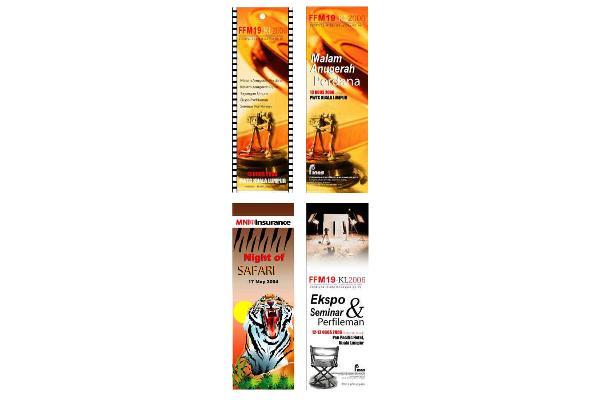 Portfolio for Displays & Posters