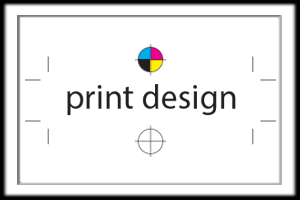Portfolio for Print - brochures, posters, and more!