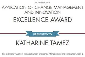 Portfolio for Change Management Consulting