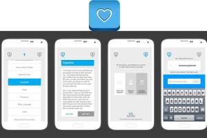 Dating Application : iPhone & Android app.