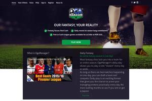 OGA Manager (Soccer Fantasy Game)