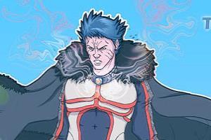 Portfolio for concept character, manga, anime, comic