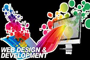 Portfolio for Web Design, Web Development