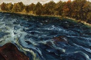 Portfolio for Landscape and portrait painting
