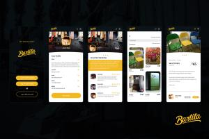 Portfolio for Web UI, UX design