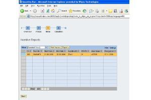 Portfolio for SAP