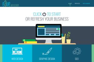 Portfolio for Cover Page Design, HTML, CSS, Newsletter
