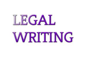 Portfolio for Legal Writing, Editing & Proofreading
