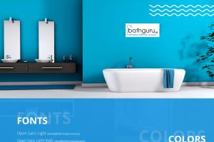 eCommerce Solution offering bathroom accessories