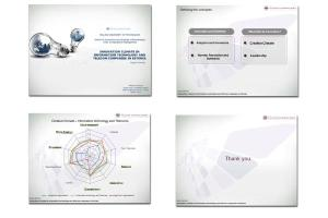Portfolio for PowerPoint Presentations