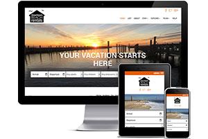 Portfolio for Property Listing Website