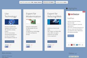 Portfolio for Senior Software Engineer