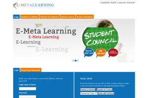 Portfolio for E-learning applications development