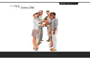 Portfolio for CRM application development