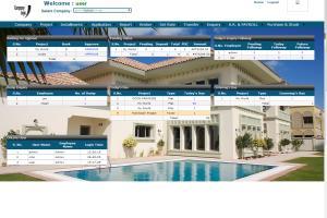 ERP Details Website Design
