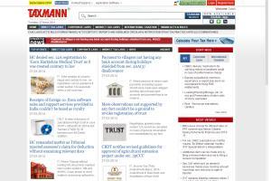 NewsDirectory Listing Website Design