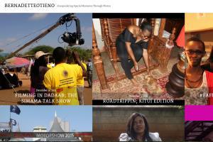 Portfolio for Blogs