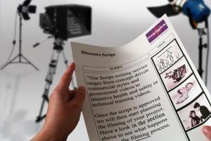Portfolio for Scripwriting
