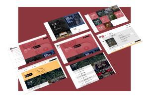 Portfolio for Web design and app creation