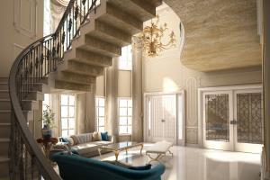 Portfolio for 3d interior design & arch visualization