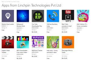 Portfolio for Mobile App (iOS, Android, BB & Windows)